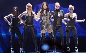 Slovenia Revive EMA Selection for Eurovision 2014. Picture: Rodriguez Sanchez/WireImage