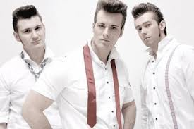 The Baseballs. Photo : The Baseballs Facebook Page