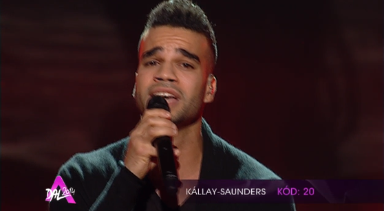 Kallay Saunders - Photo : A-Dal/MTV