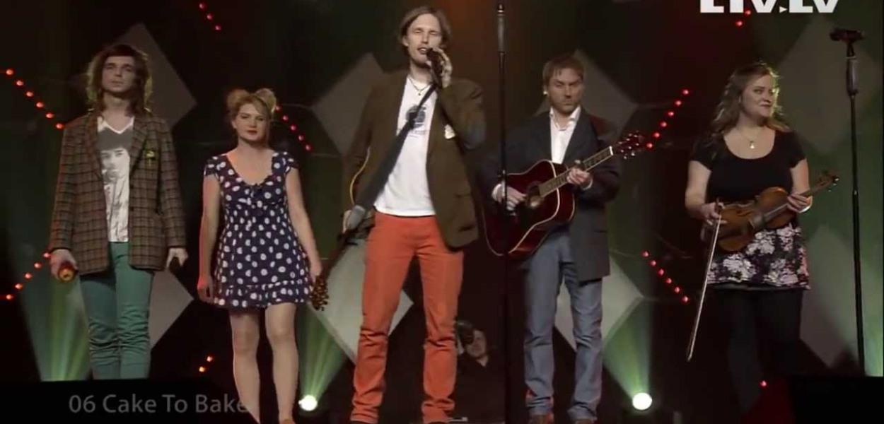 Aarzemnieki will represent Latvia at Eurovision 2014. Photo : YouTube