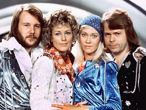 Abba Tribute at Melofifestivalen 2014. Photo : worldtvp