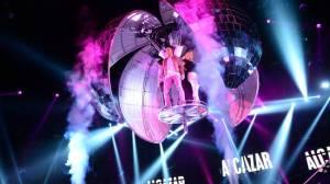 Alcazar - Melodifestivalen 2014. Photo : Olle Kirchmeier/SVT