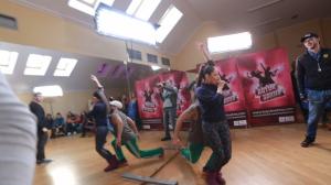 Böyük Səhnə Rehearsals. Photo : Böyük Səhnə Facebook