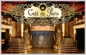 Cafe de Paris. Photo : georgianhousehotel.co.uk
