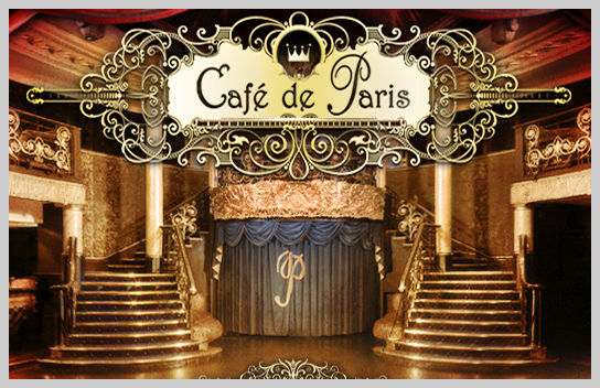 Cafe de Paris. Photo : georgianhousehotel.co.uk