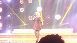 Deborah C. Photo : Eurovision Ireland