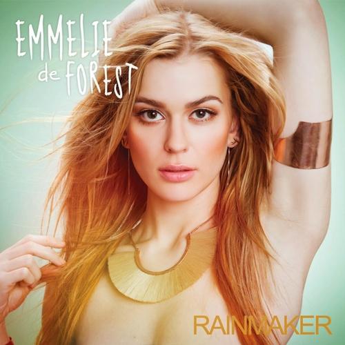 Emmelie De Forest - Rainmaker. Photo : UkMix