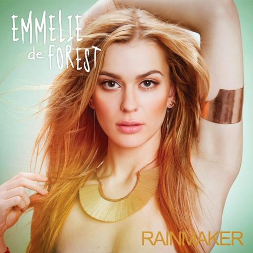 Emmelie De Forest - Rainmaker. Photo : UkMix