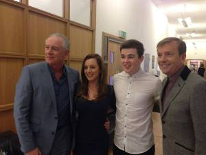 Eoghan Quigg - Morning AM. Photo Eoghan Quigg Facebook