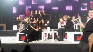 Eurovision Ireland with Daniel Testa - Photo Eurovision Ireland