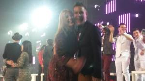 Eurovision Ireland with Deborah C and Wayne William - Photo Eurovision Ireland