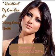 Facetime with Eurosong 2014 - Can-Linn Featuring Kasey Leann Smith. Photo : Kasey Leeann Smith Facebook
