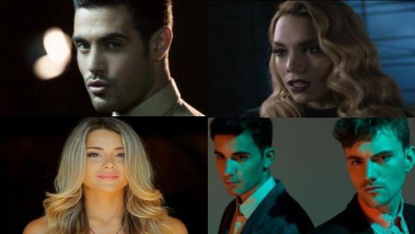 Greek Eurovision Selection 2014. Photo : OGAE Greece