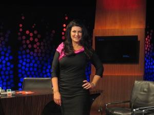 Patricia Roe. Photo Eurovision Ireland