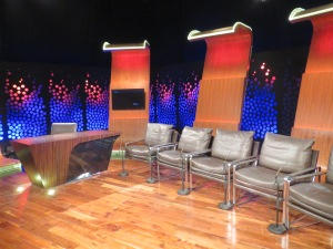 Tonight where the Eurosong Panel will commentate tonight on the entries. Photo ; Eurovision Ireland