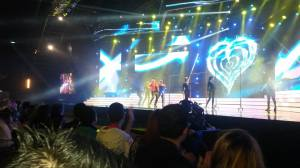Lovetricity Photo : Eurovision ireland