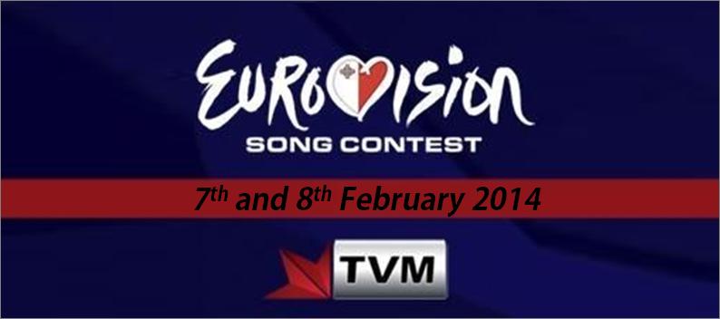 Maltese Eurovision 2014 Selection. Photo TVM/PBS