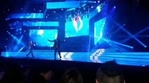 Malta Pre Show. Photo : Eurovision Ireland