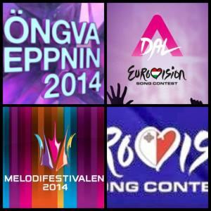 Saturday Eurovision Viewing Viewing. Photo : Wikipedia