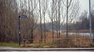 Sign Post to Refshalevej. Photo Photo : Connie Maria Westergaard