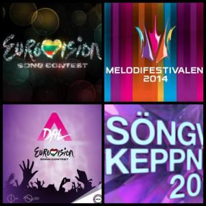 Super Saturday February 15th. Photo : LRT, SVT, MTVA and RIU