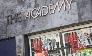 The Academy Middle Abbey Street Dublin 1. Photo : Dublinrocks.com