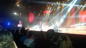 Wayne William. Photo : Eurovision Ireland
