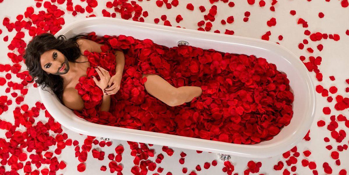 Conchita Wurst - Rise Like A Phoenix. Conchita Wurst. Photo: ORF/Thomas Ramstorfer