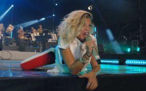 Emma Marrone - Official Video. Photo : spettacoli.leonardo.it