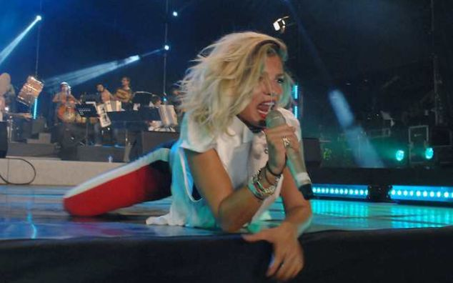 Emma Marrone - Official Video. Photo : spettacoli.leonardo.it