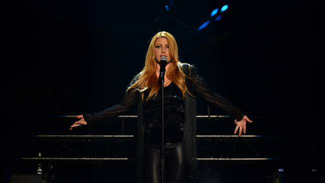 Helena Paparizou Photo Olle Kirchmeir/SVT