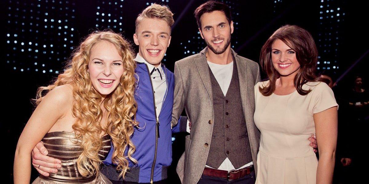 Melodi Grand Prix Semi Final 2 Qualifiers. Photo: Tom Øverlie (NRK)