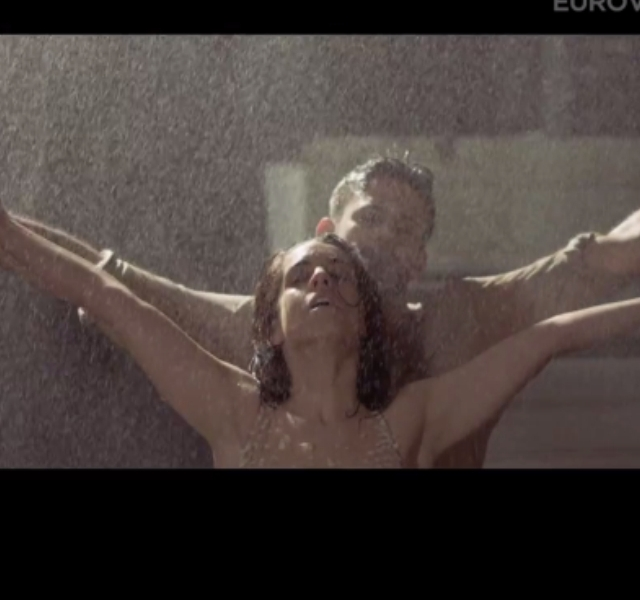 Ruth Lorenzo Official Video. Photo : Eurovision.Tv YouTube