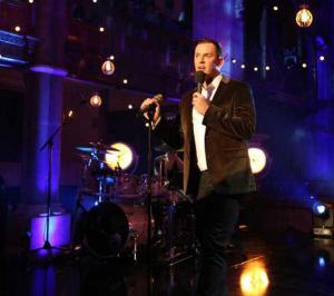 Scott Mills. Photo : BBC Twitter