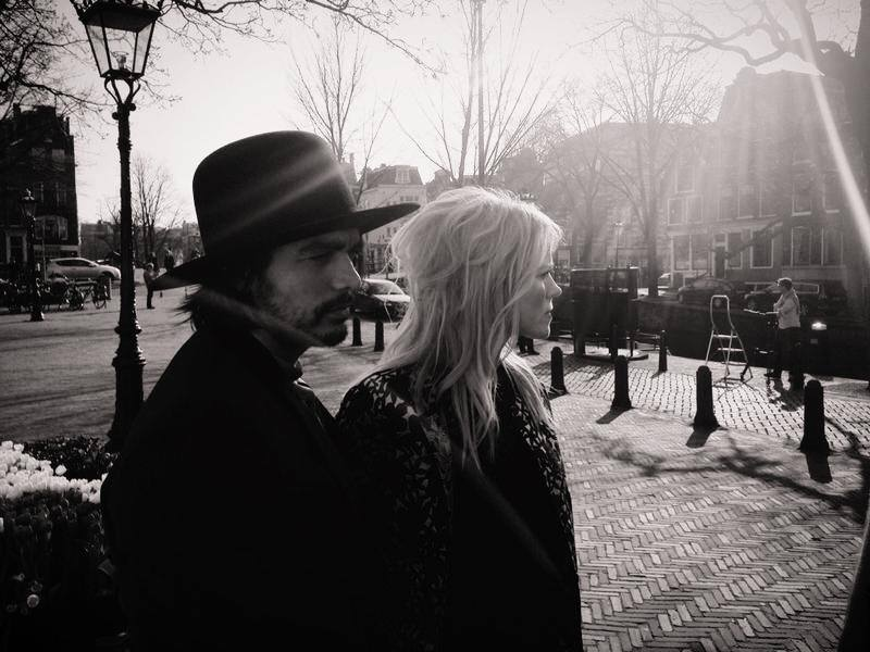 The Common Linnets. Photo : The Common Linnets Facebook