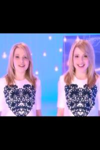 Tolmachevy Sisters - Shine. Source : YouTube