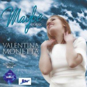 Valentina Monetta - Maybe. Photo : Amazon