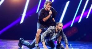 Vilija Mataciunaite for Eurovision 2014. Photo : LRT