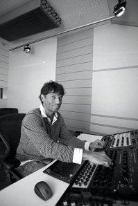 Björn Engelman. Photo : Cutting Room Studio Facebook