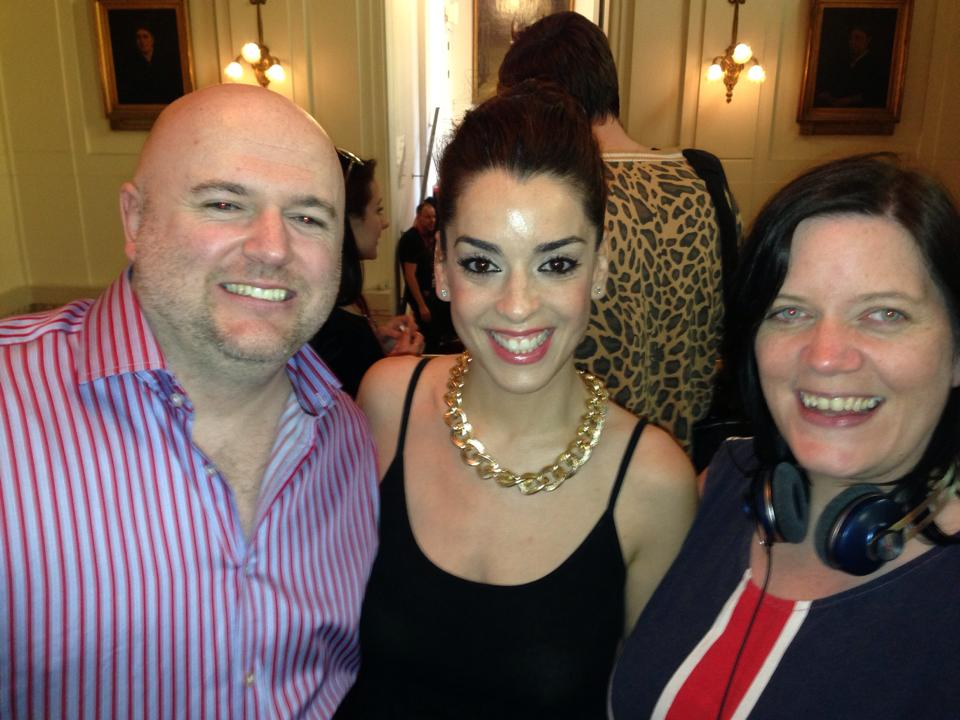 Eurovision Ireland Meets Ruth Lorenzo. Photo : Elaine Dove