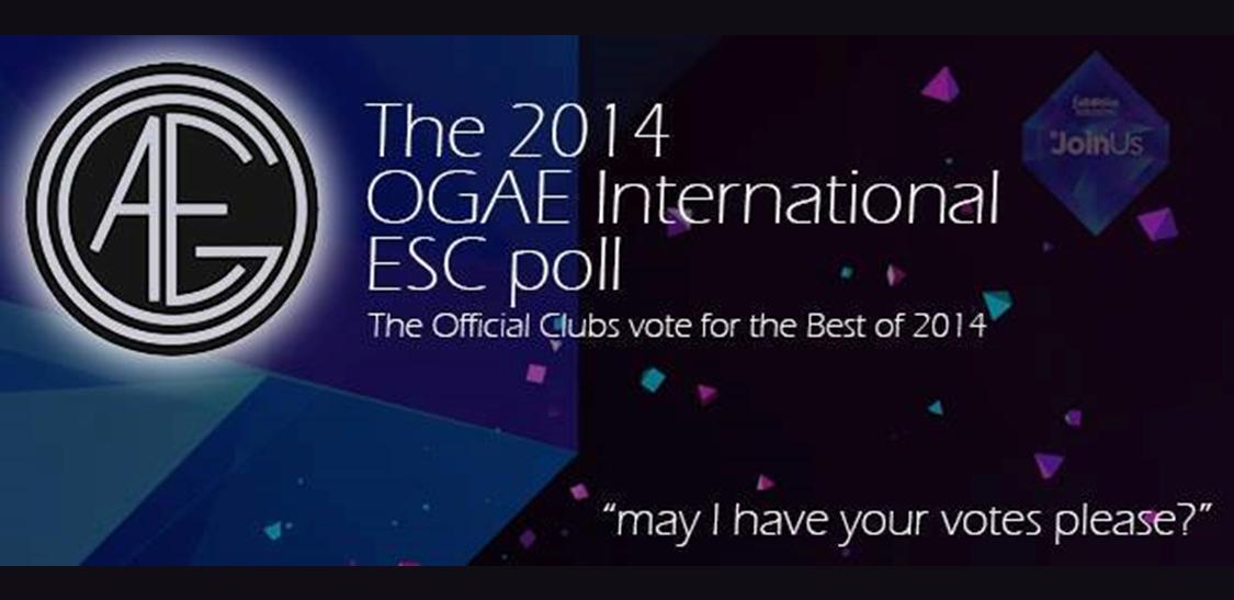 OGAE Leaderboard. Photo : OGAE