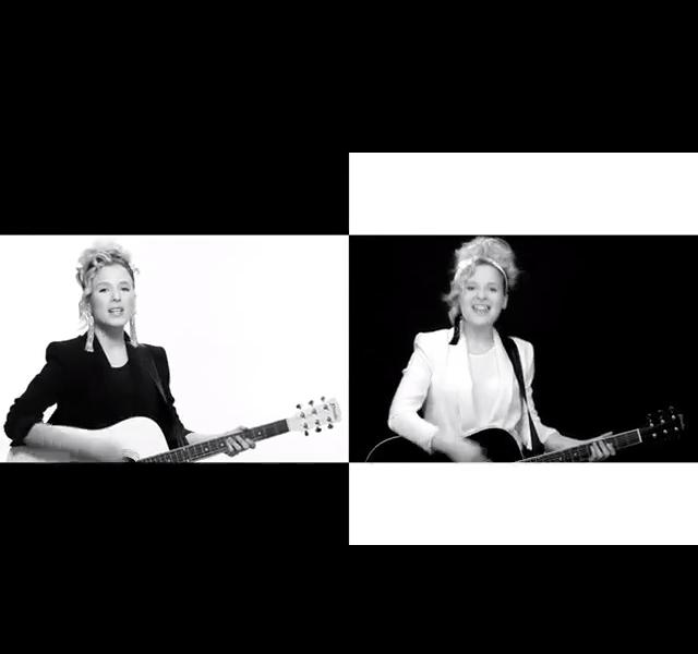 """Shine"" - Tolmachevy Sisters. Photo : YouTube"