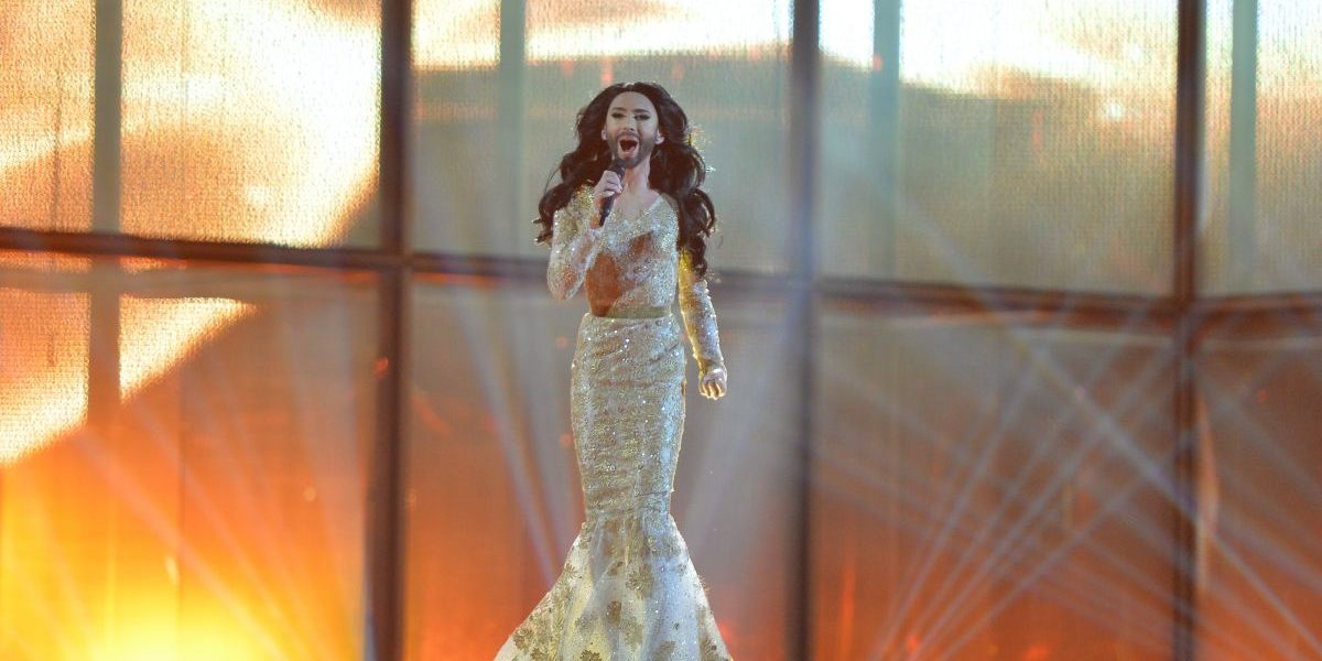 Conchita's Road To Eurovision Victory. Photo : Andres Putting (EBU)