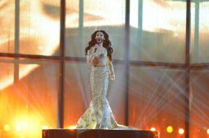 Conchita's Road To Eurovision Victory. Photo : Andres Putting (EBU)