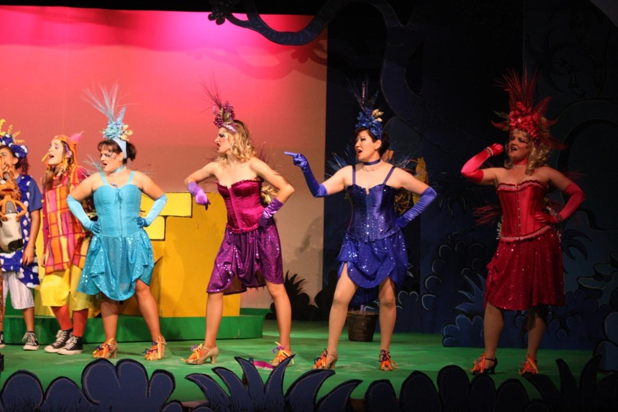 Dress Rehearsal LIVE Rolling Blog. Photo : Odyssey.org