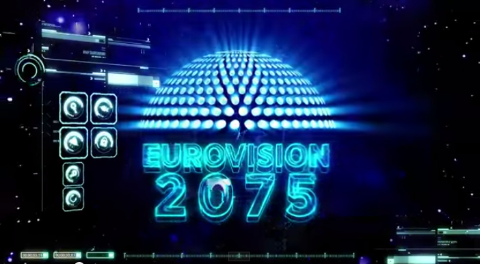 Eurovision 2075 - The Missing Interval Act. Photo : YouTube