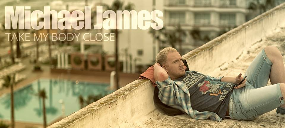 Michael James - Take My Body Close. Photo : Michael James Facebook