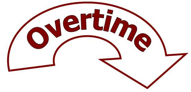 Overtime. Photo : Wikipedia
