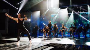 Sakis At World Music Awards 2014. Photo : Facebook