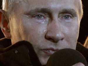 Vladamir Putin ; Photo : BusinessInsider